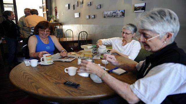 مقهى يحاسب زبائنه على الوقت دون القهوة