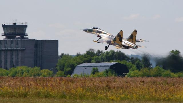 وزارة الدفاع الروسية تتسلم دفعة من أحدث مقاتلات