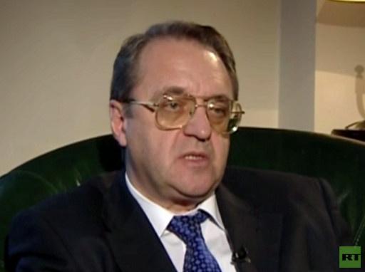 بوغدانوف يبحث مع وفد أكراد سورية التحضيرات لـ