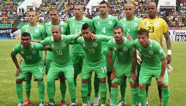الجزائر تتراجع في تصنيف الفيفا للمنتخبات .. ومصر تتقدم