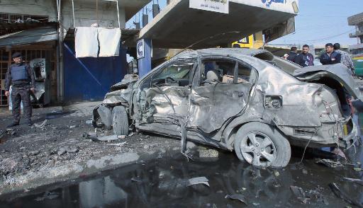 الاتحاد الاوروبي يعرب عن قلقه من زيادة العمليات الارهابية في العراق