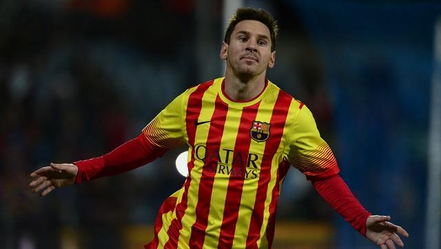 ميسي يبدع ويقود برشلونة إلى ربع نهائي كأس إسبانيا