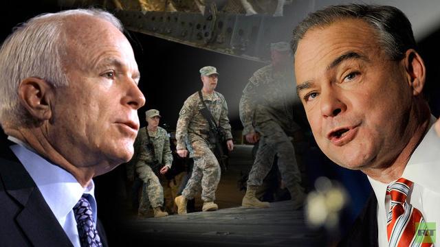 الديمقراطيون والجمهوريون يتحدون لوضع قرار يحجّم صلاحيات الرئيس في خوض الحروب
