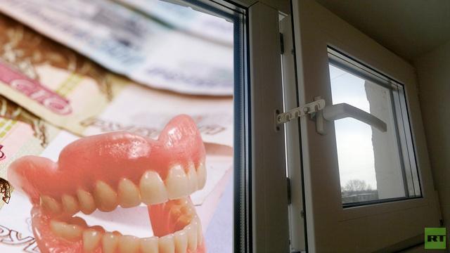 لص أضاع طقم أسنانه عندما غادر الشقة عبر فتحة تهوية