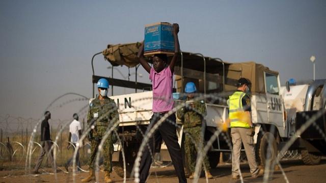 الأمم المتحدة: الوضع في جنوب السودان كارثي