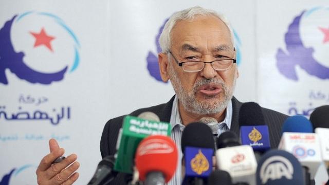 الغنوشي: هناك إمكانية لمنح اللجوء السياسي في تونس لجماعة الإخوان المسلمين المصرية