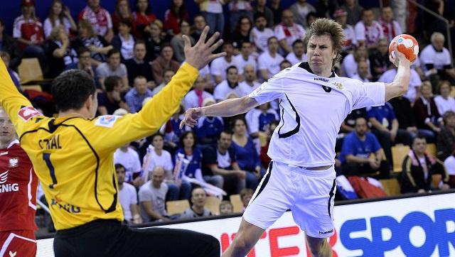 روسيا تخسر أمام بولندا في بطولة أوروبا لكرة اليد