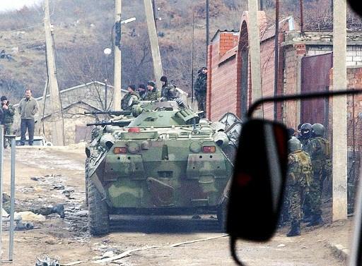 القضاء على 4 مسلحين في ضواحي العاصمة الداغستانية محج قلعة