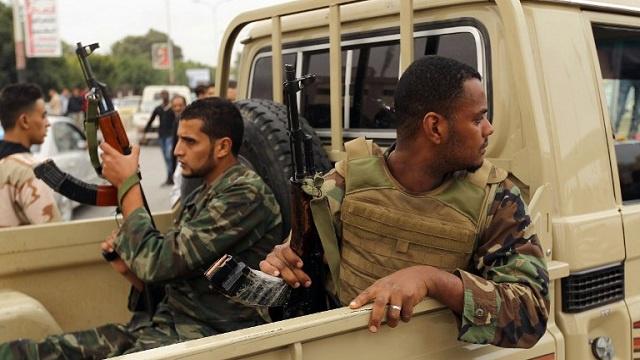 الحكومة الليبية ترسل قوة عسكرية لتعزيز الأمن جنوب البلاد