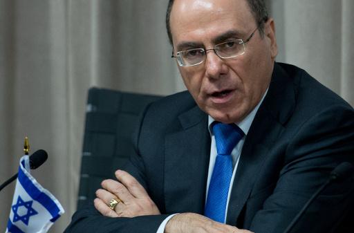وزير الطاقة الاسرائيلي شالوم يصل أبو ظبي للمشاركة في اجتماعات للطاقة المتجددة
