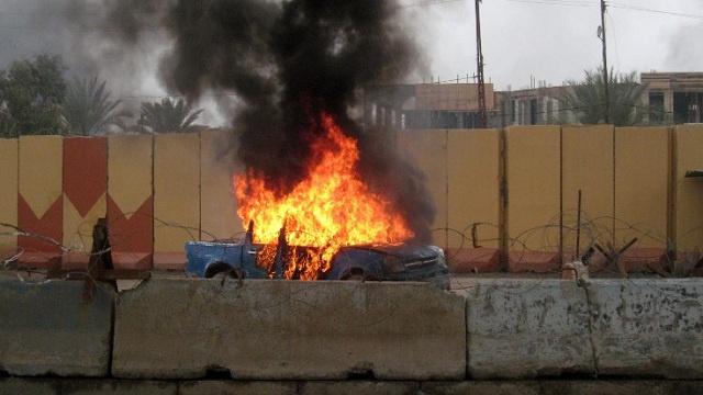 11 قتيلا في هجمات متفرقة والقوات الأمنية تعثر على مخابئ أسلحة في الرمادي بالعراق
