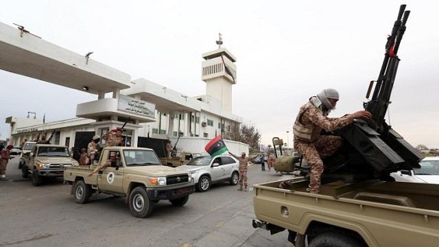 خطف إيطاليين اثنين على يد مسلحين مجهولين في ليبيا