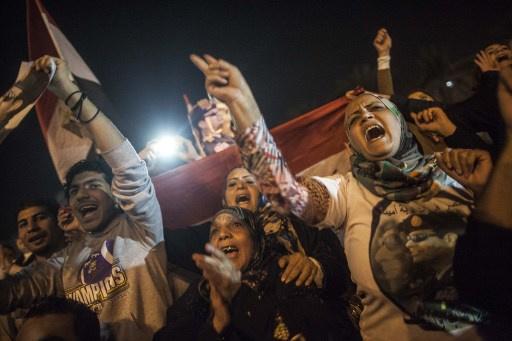 كيري يدعو الحكومة المصرية إلى تطبيق الحقوق والحريات التي يكفلها الدستور الجديد