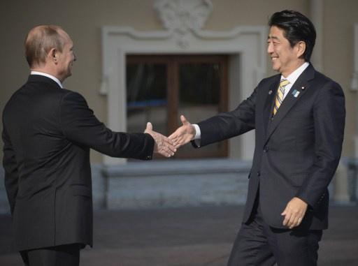 طوكيو تنوي تسريع المفاوضات مع روسيا حول مسألة الاراضي ومعاهدة السلام