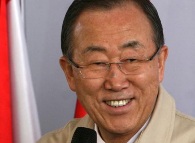 بان كي مون: قرار المعارضة السورية المشاركة في