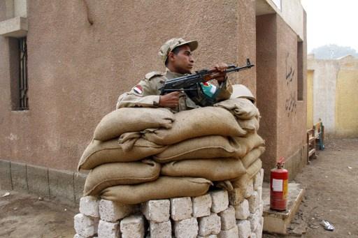 مراسلنا: مقتل قائد الجناح العسكري لما يعرف بجماعة التوحيد والجهاد في مصر