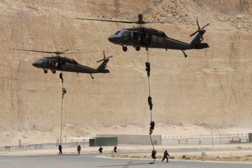الجيش الأمريكي يبدي استعداده لتدريب القوات العراقية في بلد ثالث