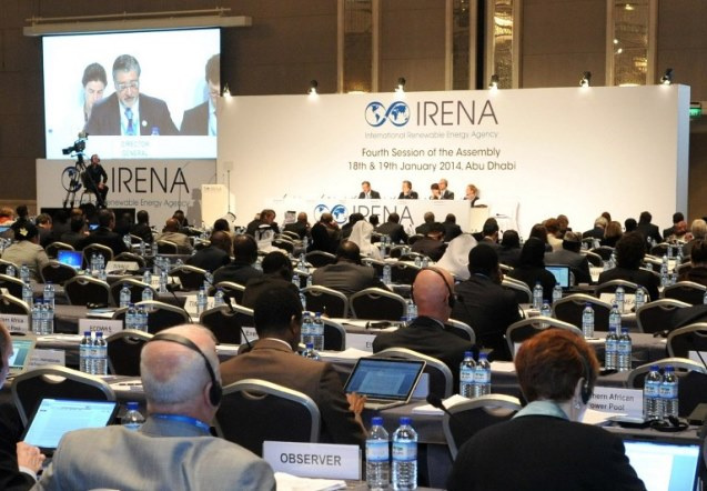 الكويت تسحب مشاركتها في مؤتمر الطاقة بأبوظبي بسبب مشاركة وفد اسرائيلي