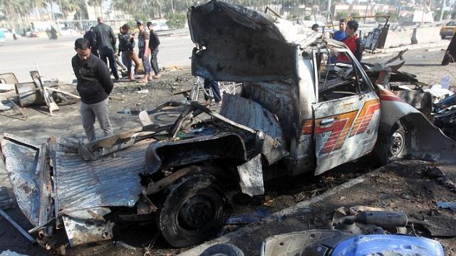 19 قتيلا و58 جريحا في موجة تفجيرات جديدة تضرب بغداد ومحاولة لإقتحام سجن