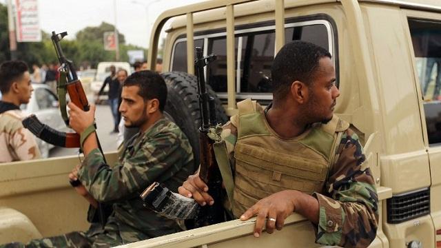 مقتل ضابط أمني كبير جنوب طرابلس بليبيا