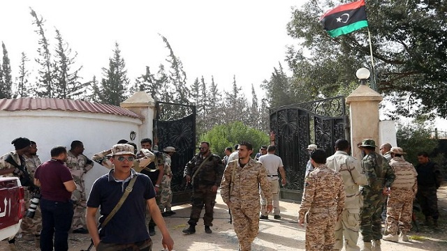 الجيش الليبي يستعيد السيطرة على قاعدة مهمة في سبها بالجنوب