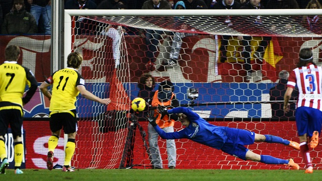 أتلتيكو مدريد يضيع فرصة ذهبية لإنتزاع صدارة الليغا من برشلونة