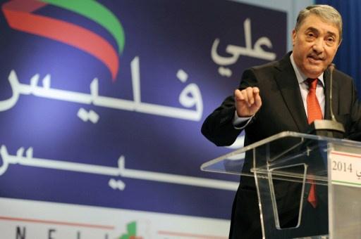 بن فليس يعلن ترشحه للانتخابات الرئاسية في الجزائر