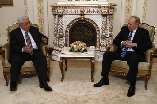 عباس يلتقي بوتين الخميس في موسكو لبحث الوضع الإقليمي والدولي