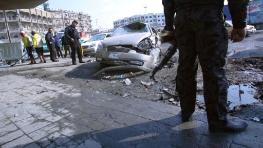 مقتل واصابة أكثر من 100 شخص بتفجيرات في العراق