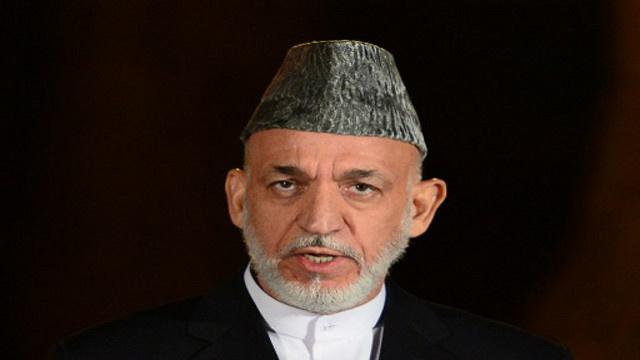 كرزاي يتهم أجهزة استخبارات أجنبية بالوقوف وراء الهجوم على مطعم في كابل
