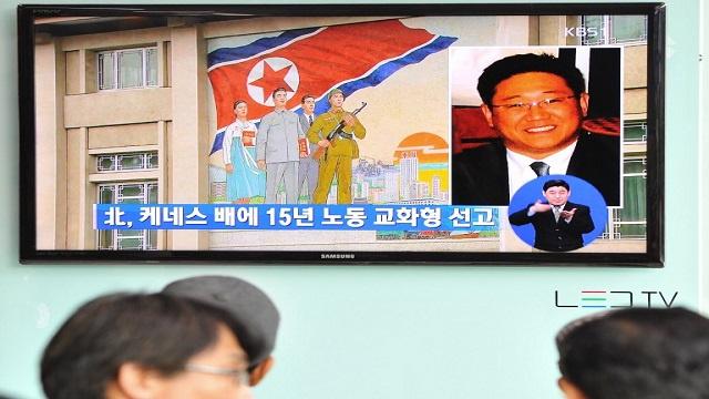 السجين الأمريكي في كوريا الشمالية يدعو بلاده للتدخل من أجل الافراج عنه