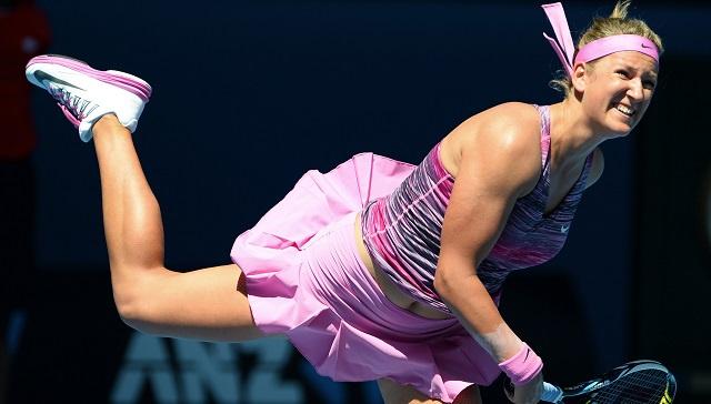 أزارينكو تقترب من الدفاع عن لقب بطولة استراليا المفتوحة للتنس