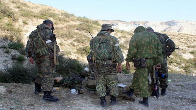 القضاء على 3 عناصر ينتمون إلى مجموعات مسلحة في داغستان
