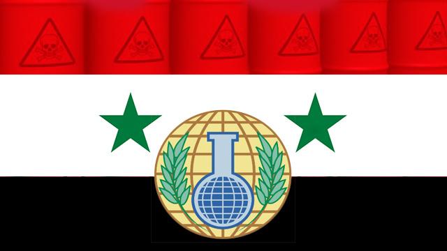 مؤسسة روسية تشارك في مناقصة تدمير الكيميائي السوري