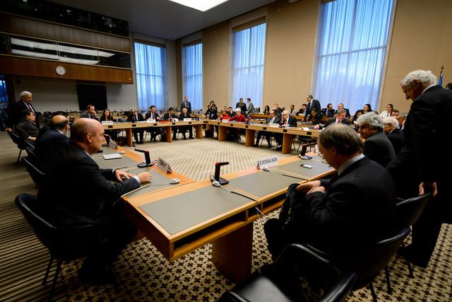 تشوركين يؤكد عقد لقاء ثلاثي 21 يناير تحضيرا لـ