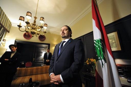 الحريري يطالب برحيل الأسد