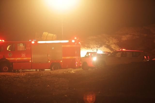 سماع دوي عدد من الانفجارات في مدينة إيلات الإسرائيلية