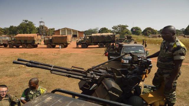 آشتون: فريق ديبلوماسي أوروبي سيتوجه قريبا إلى أفريقيا الوسطى