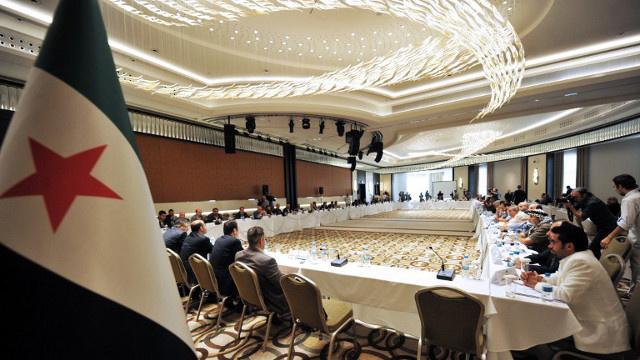 بعد سحب دعوة إيران.. الائتلاف الوطني السوري يؤكد مشاركته في