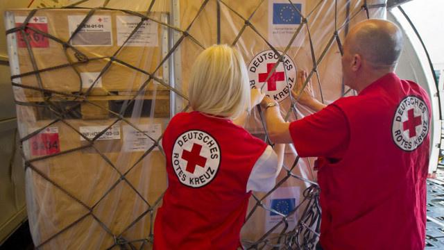 الصليب الأحمر يؤكد على استعداده لتوصيل المساعدات للمناطق المحاصرة في سورية