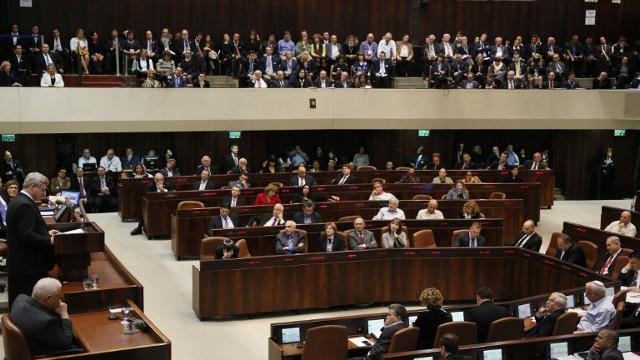انسحاب نائبين عربيين بالكنسيت رفضا لكلمة رئيس الوزراء الكندي