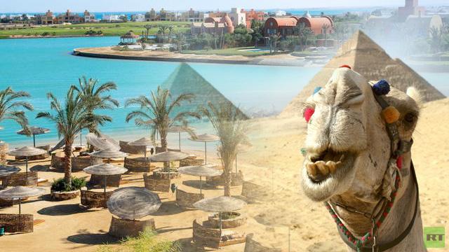 تراجع إيرادات مصر من السياحة بنسبة 41% خلال عام 2013