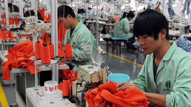 تقلص القوى العاملة في الصين يهدد وتيرة النمو الاقتصادي