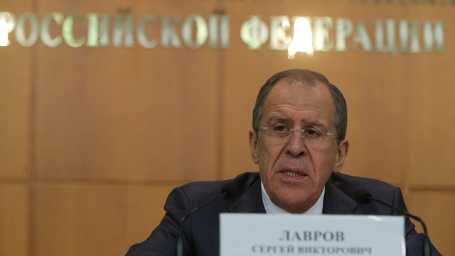لافروف: التقرير الجديد الذي يظهر جثث 11 ألف معتقل جزء من الحرب الإعلامية