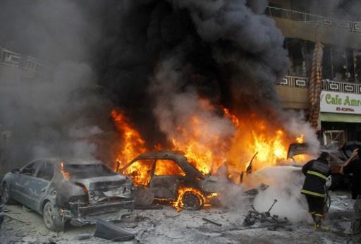 ماريا اللبنانية.. نجت من 3 انفجارات وتساءلت عن الرابع قبل أن تقع ضحية له