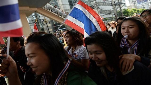 إعلان حالة الطوارئ في تايلاند لمدة شهرين