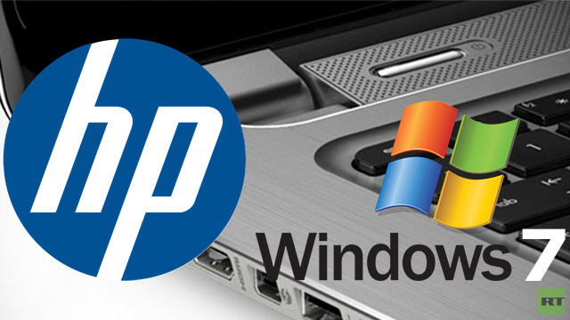 شركة HP تواصل بيع حواسب تعمل بنظام