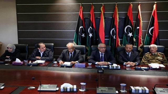 حزب إسلامي يسحب وزرائه من الحكومة الليبية