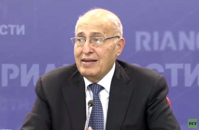 شعث يدعو لدور روسي رئيس في مفاوضات السلام
