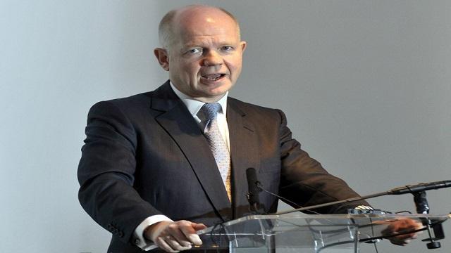 بريطانيا تعتبر مشاركة ايران ضرورية في أي تسوية سلمية للأزمة السورية